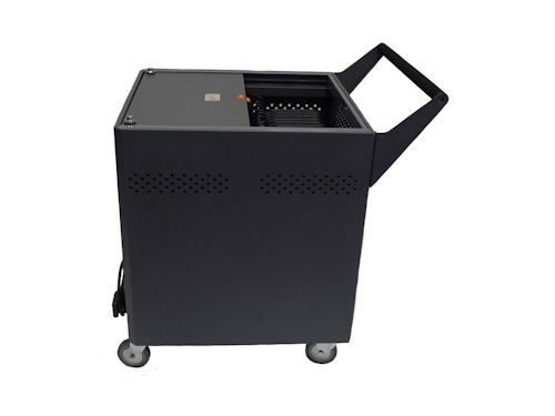 DS-GR-CB-M32-C Chromebook Cart Charges 32 Chromebooks
