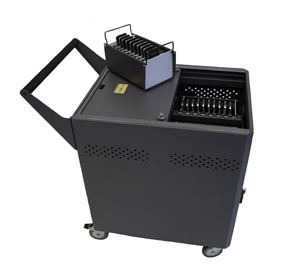 DS-GR-P-S40-SC - iPhone sync and charge cart