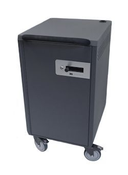 DS-NETVAULT-M-2 - Chromebook Cart Charges 24 devices